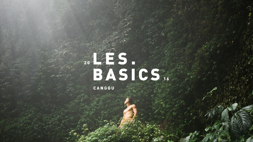 Les Basics Commerical Video