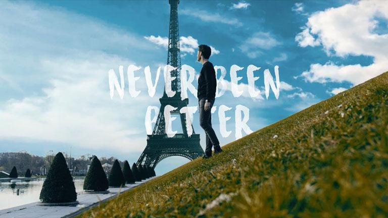 Never Been Better – Steve Void