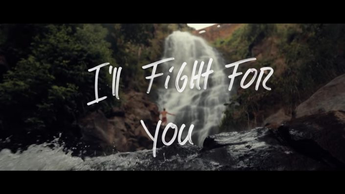 Hero (FIGHT FOR YOU) – Lyric Video